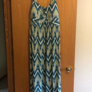 Maxi dress from Allison Britney 1X
